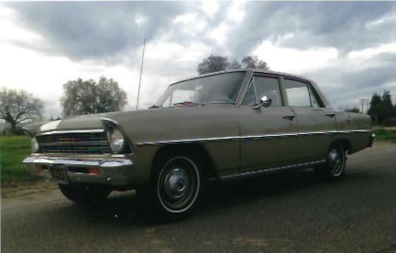 Spotlight Rides online – Current  Issue: '67 Chevy II
